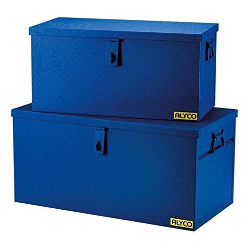Alyco 192794 - Pack 2 baules metalicos para herramientas 192792 + 192793