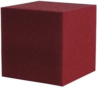 Auralex 12CUBEBUR 12 CornerFill Cube; 2- 12x12x12 Pieces in Burgundy