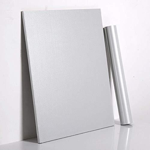 Hode Papel Adhesivo para Muebles Gris 30cmX3m Impermeable Vinilo Decorativo Papel Pintado Cocina Baño Mesa Armario Encimera
