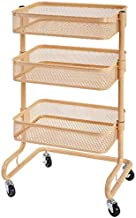 Home Living Museum/Kitchen Rack Bathroom Floor Multi Layer Storage Rack Bathroom Balcony Debris Consolidation Storage Rack...