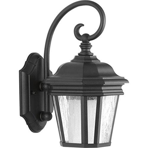 Progress Lighting P6630-31 Small Wall Lantern in Black Finish