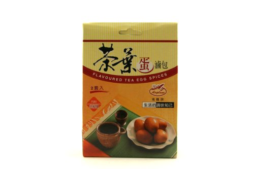 Flavoured Tea Egg Spices - 1.69oz (Pack of 3)