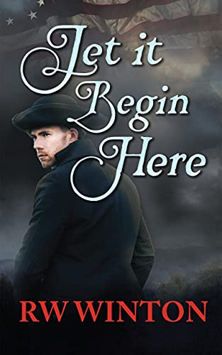 Let it Begin Here (Revolution) (English Edition)