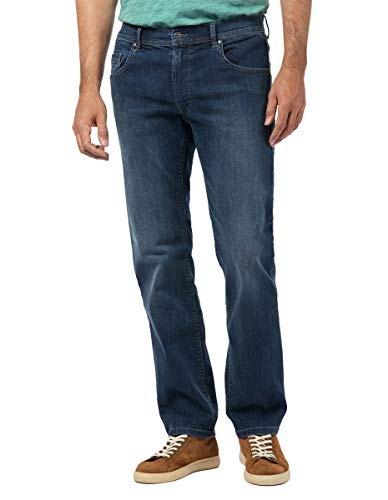 Pioneer Herren Rando MEGAFLEX Straight Jeans, Blau (Dark Used 14), W31/L34 (Herstellergröße: 3134)