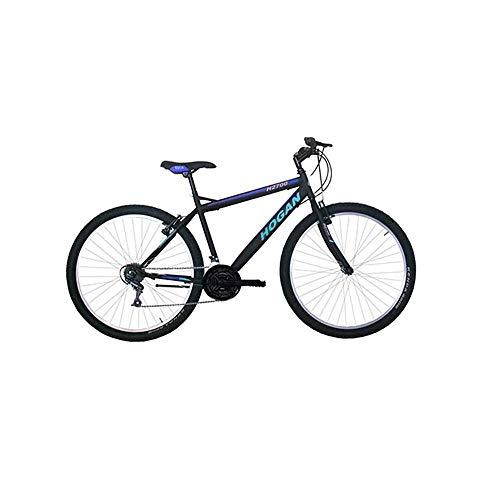 Masciaghi Bicicletta Mountain Bike Ruota 27 per Uomo Nero/Blu