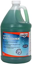 Unger Professional Streak-Free EasyGlide Glass Cleaner Concentrate, 1 Gallon, Green, 1
