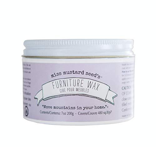 Miss Mustard Seed's Lavender Wax 200g