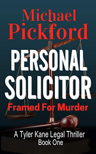Personal Solicitor (Tyler Kane Legal Thriller Book 1) (English Edition)