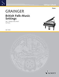 Grainger: British Folk-Music Settings No. 1 -