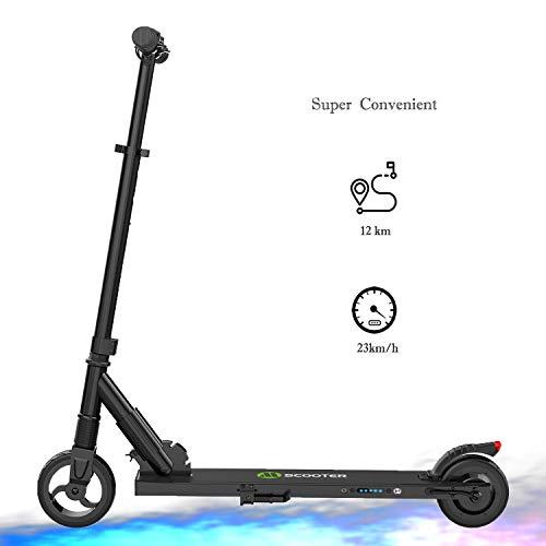 CHIC 6.5 Inch Balance Board Self Balancing Elektrische Scooter Skateboard Wielen met LED-lichtmotor 700W Bluetooth voor Kinderen en Volwassenen(Roze)