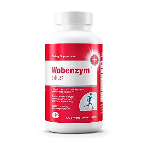Wobenzym Plus Systemic Enzymes 120 ct by Wobenzym