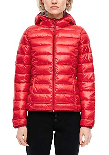 Q/S designed by - s.Oliver Damen 510.12.002.16.150.2005714 Steppjacke, red, XL