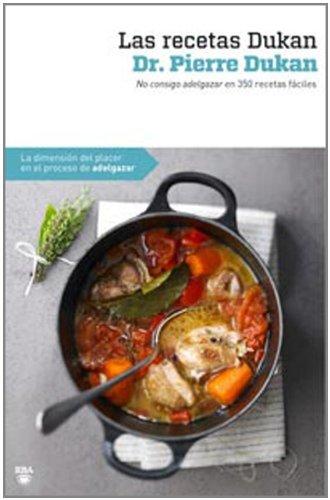 Las recetas de Dukan (OTROS NO FICCIÓN)