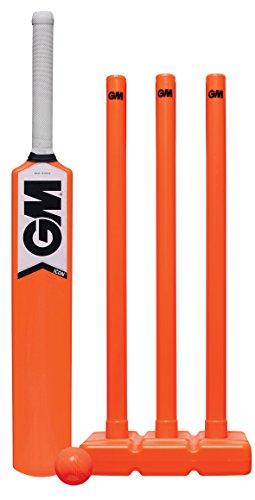 Young Gunn Icon All Weather Cricket Set - Orange, Size 6