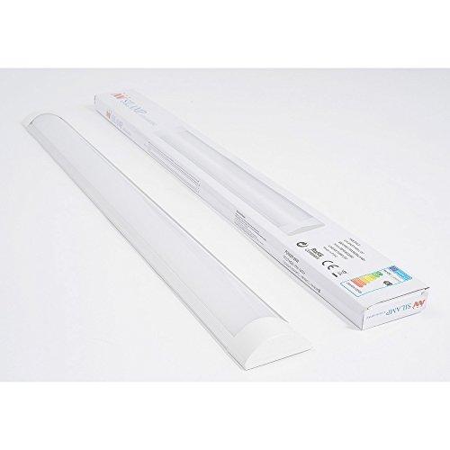 Réglette lumineuse LED 120cm 36W - Blanc Froid 6000K - 8000K