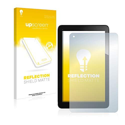 upscreen Entspiegelungs-Schutzfolie kompatibel mit Odys Lux 10 – Anti-Reflex Bildschirmschutz-Folie Matt
