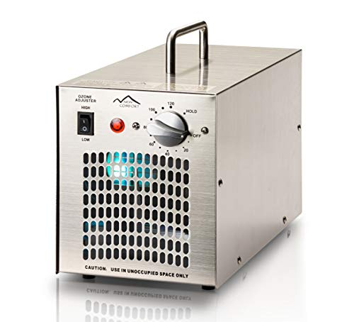 New Comfort Scratch and Dent Stainless Steel Commercial Ozone Generator