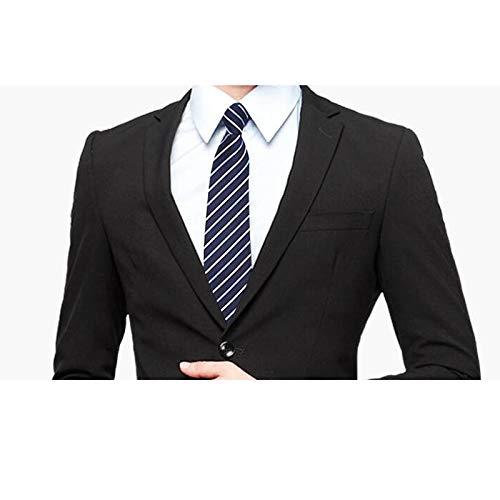 Hombres/versión Ancha 9 cm Corbata/Moda Casual/Tela de Seda de ...