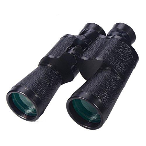 GQY 12X50 Fernglas niedrige Lichtstärke Nachtsicht Metallstruktur 12 mal HD-Reiseteleskop