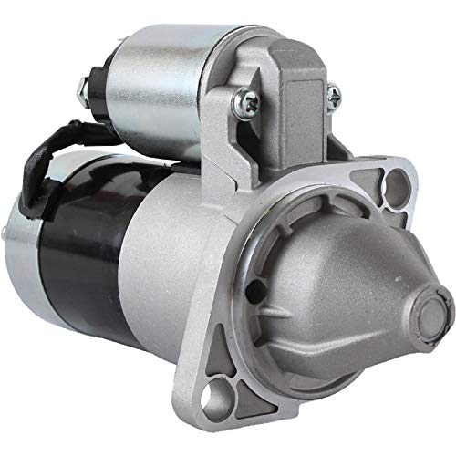 DB Electrical SMT0195 Yale Eaton Forklift Lift Truck Mazda Engine Starter For 78-On 1500023-00, 1500023-03, 9005928-24, 9005958-01, 9005958-24, 9022333-00 M3T11172, M3T11174