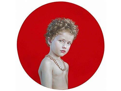 Tapiz Salustiano niño retrato - Adornos de Arte para Pared de Hogar, Pareo/Toalla de Playa Grande, Chic Decoración Habitacion, Regalo Mujer 1 pieza 150×130cm