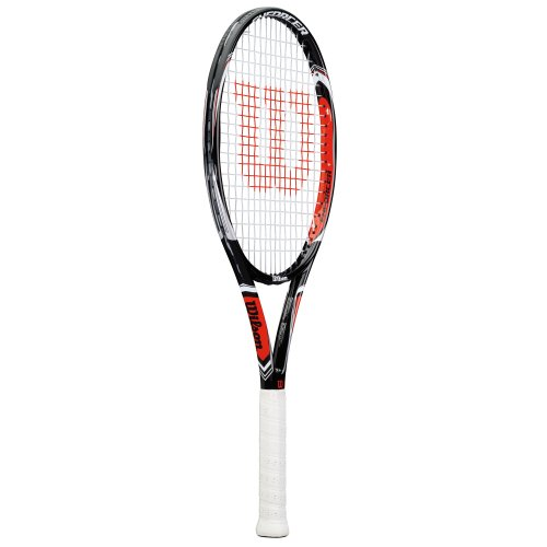 Wilson Enforcer Control 100 Racchetta da Tennis Adulto, G3 = 4 3/8