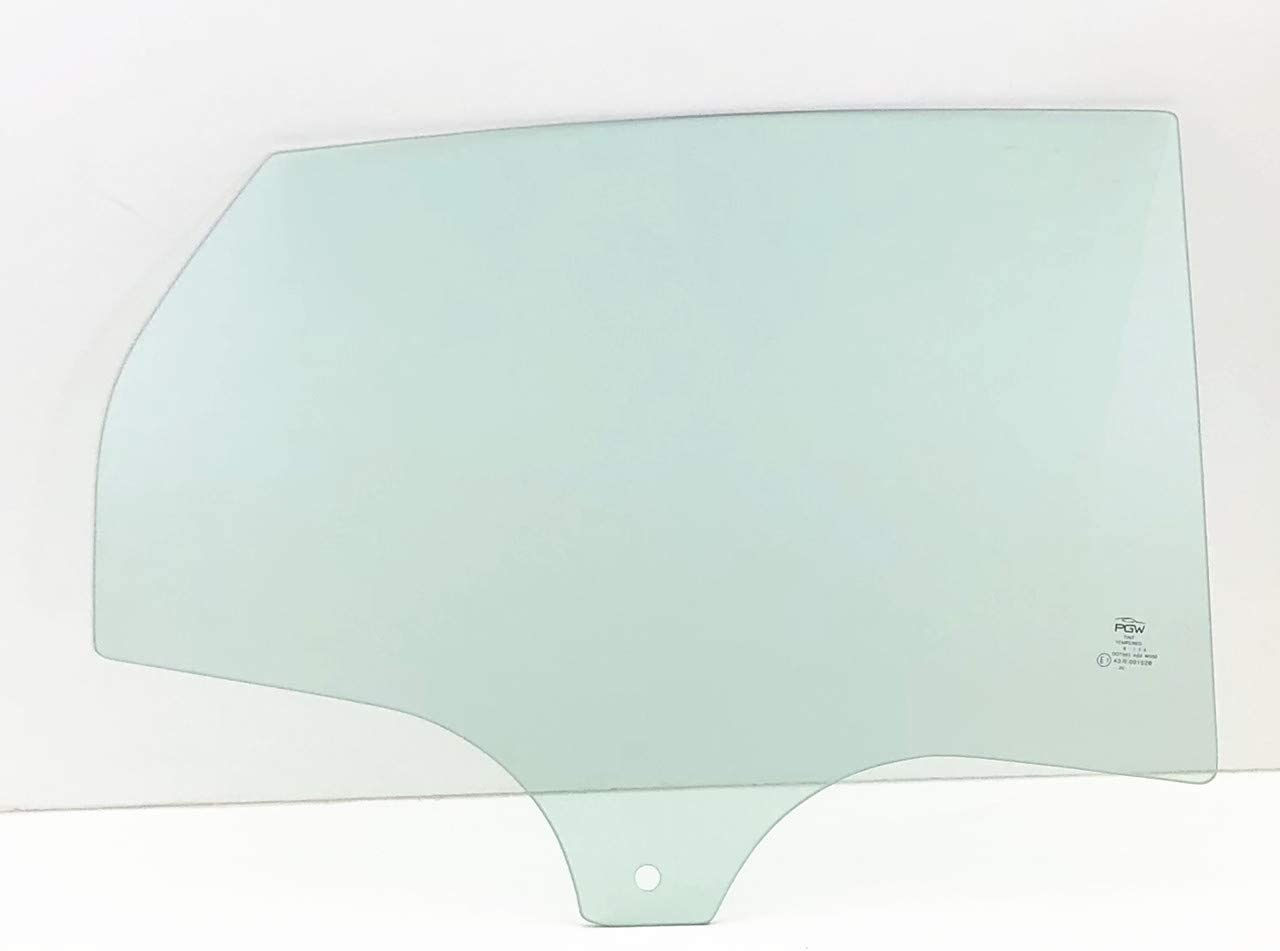 NAGD Passenger Right Max 50% OFF Side Bargain Rear Compatible Window Glass Door