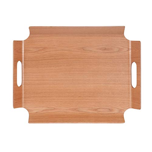 Table Passion - Plateau 'no angle' naturel 44.5x33.5 cm