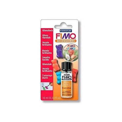 Staedtler Vernis Lack spécial Fimo, Flacon de 10 ML
