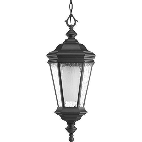 Progress Lighting P6540-31 Hanging Lantern in Black Finish