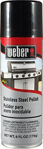 Weber 1 Degreaser Spray Can Grill Cleaner