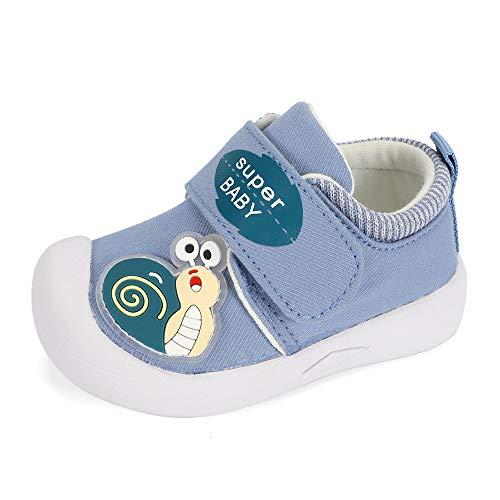 MK MATT KEELY Zapatos para Bebé Primeros Pasos Zapatillas Bebe Niña Bebe...