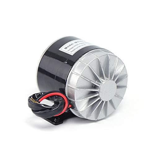 Generador magnético permanente de motor para generadores eólicos, de hierro fundido, perpetuo, negro, motor magnético permanente para generador DIY 24 V/36 V (36 V)