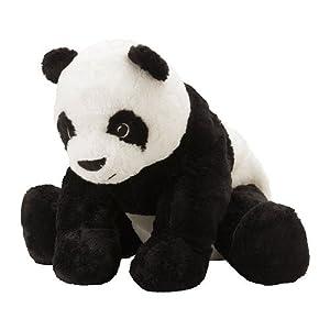 IKEA KRAMIG Peluche panda, 30 cm - 302.213.16