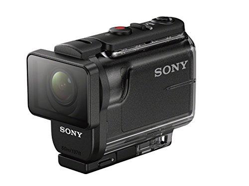 Sony HDRAS50R/B Full HD Action Cam + Live View Remote (Black)