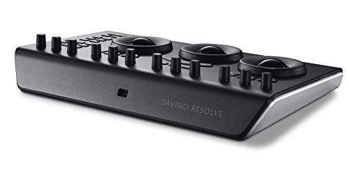 Blackmagic Design Davinci Resolve Micro Panel | Portable Low Profile Control Panel