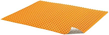 DITRA-HEAT-TB Insulated Uncoupling Membrane Sheet 8.6 sq ft, 33