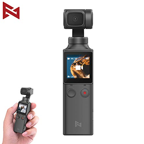 FIMI GH3 Handheld Gimbal Camera Stabilizer Palm 3-Axis 4K HD 120g Ultra Light 128° Wide Angle Smart Track Built-in Wi-Fi Control