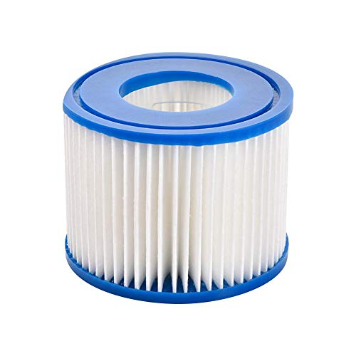 Neckip Filterpatrone II VI Für Aufblasbaren Pool-Faltfilter (Nicht Original)