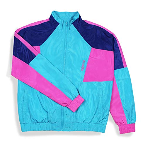 AGORA Vantage Windbreaker (Medium, Multi-Color)