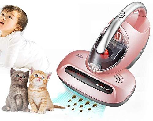 Perfect Zhoumei Handheld UV Matras Stofzuiger met Hot Air ontvochtiging 2kg Bed Mijten Stofzuiger 99,9% Mite Removal Beoordeel Elimineer mijten en bacteriën in Bedding Producten van de baby Pet Hair