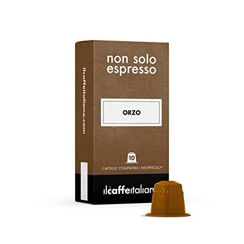 50 Gerste Kapseln mit dem Nespresso-System kombpatible - Il Caffè Italiano