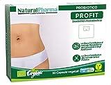 Natural Pharma Labs. Probiotici Biologici ProFit. Controllo del Peso. Estratto di Carciofo + Zinco. Capsule Smart BioCaps®. Probiotici Naturali. Senza Glutine, Senza Lattosio, Vegani.