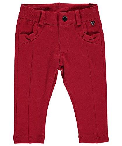 Mayoral - Pantalón - para bebé niña Rojo Rojo