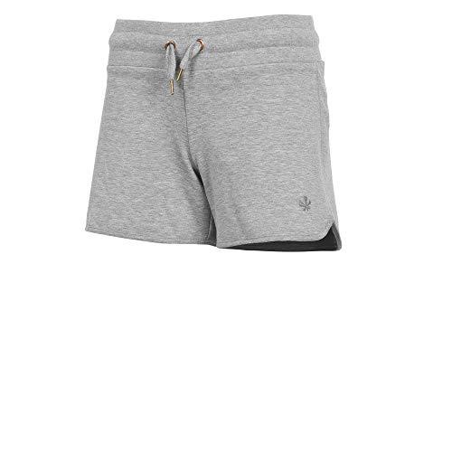 Reece Classic Sweat Shorts Hockey Damen grau melange grau melange, M
