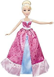 Mejor Muñeca Cenicienta Vestido Magico
