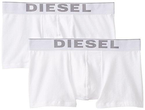Diesel Herren KORY2PK Boxershorts, Schwarz (Black), Gr. XL