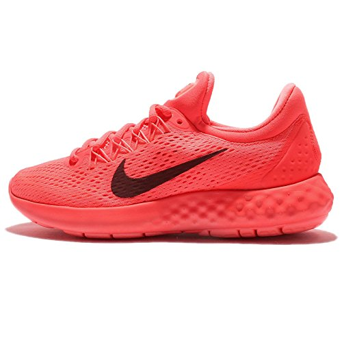 Nike Damen WMNS LUNAR Skyelux Laufschuhe, Orange Hot Punch Lava Glow Night Maroon, 38.5 EU