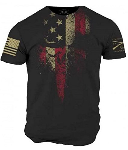 Grunt Style American Reaper - 2XLarge Black