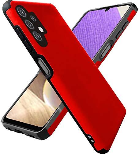 Samsung galaxy A32 5G Phone Case,Folmecket Shock-Absorption Flexible TPU...